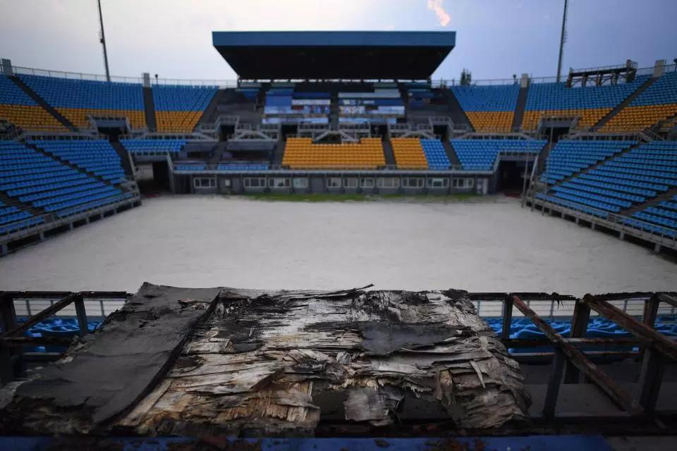 10 năm nhìn lại sân vận động Tổ chim Olympic Bắc Kinh 2008: Hoang tàn đến ám ảnh, niềm tự hào giờ chỉ còn là nỗi tiếc nuối - Ảnh 15.