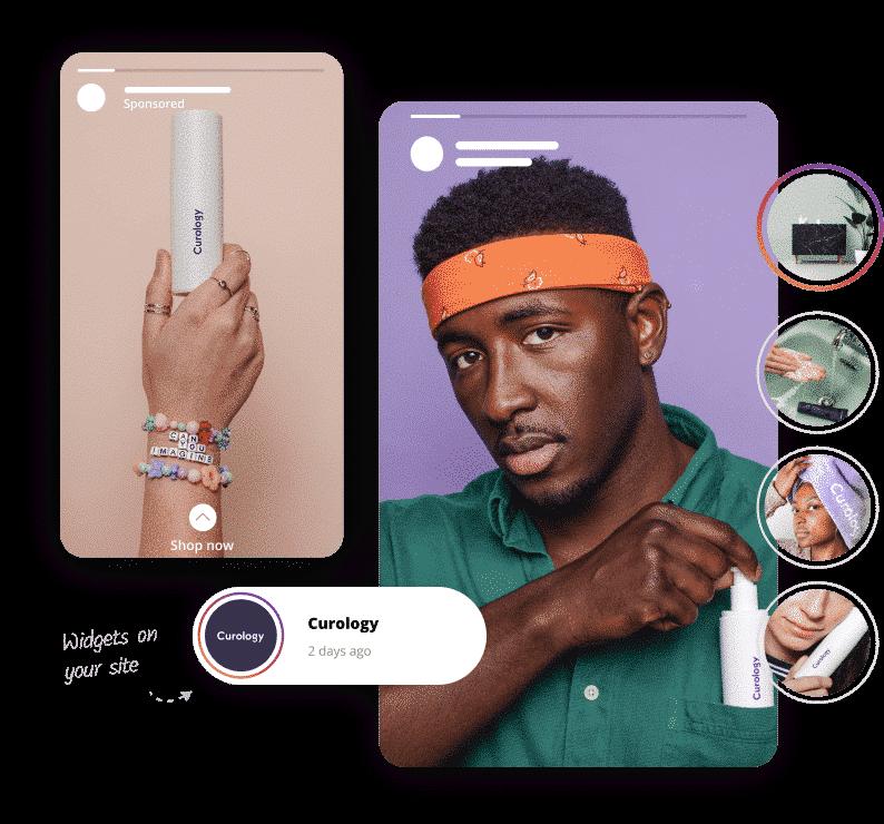Embed Stories untuk Instagram Story Tools