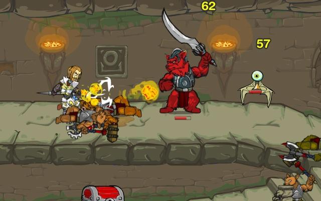 Dungeon Blitz Screenshot