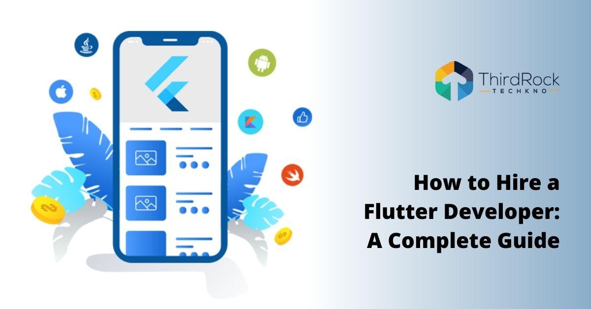 hire a flutter developer