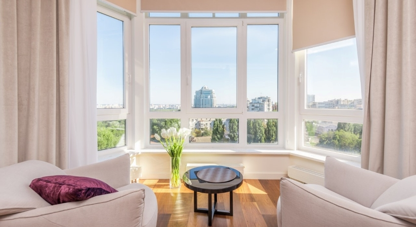 using natural light and shade to control your home's temperature can make your home more energy efficient