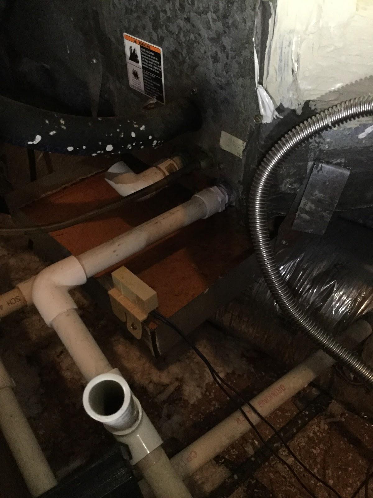 Aire Serv heater repair.