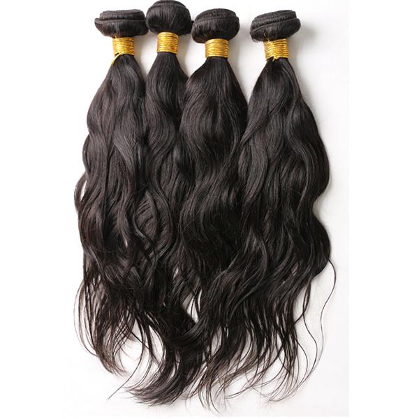Brazilian healthy and high-quality hair