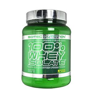 เวย์โปรตีนSCITEC NUTRITION Whey Protein Isolate