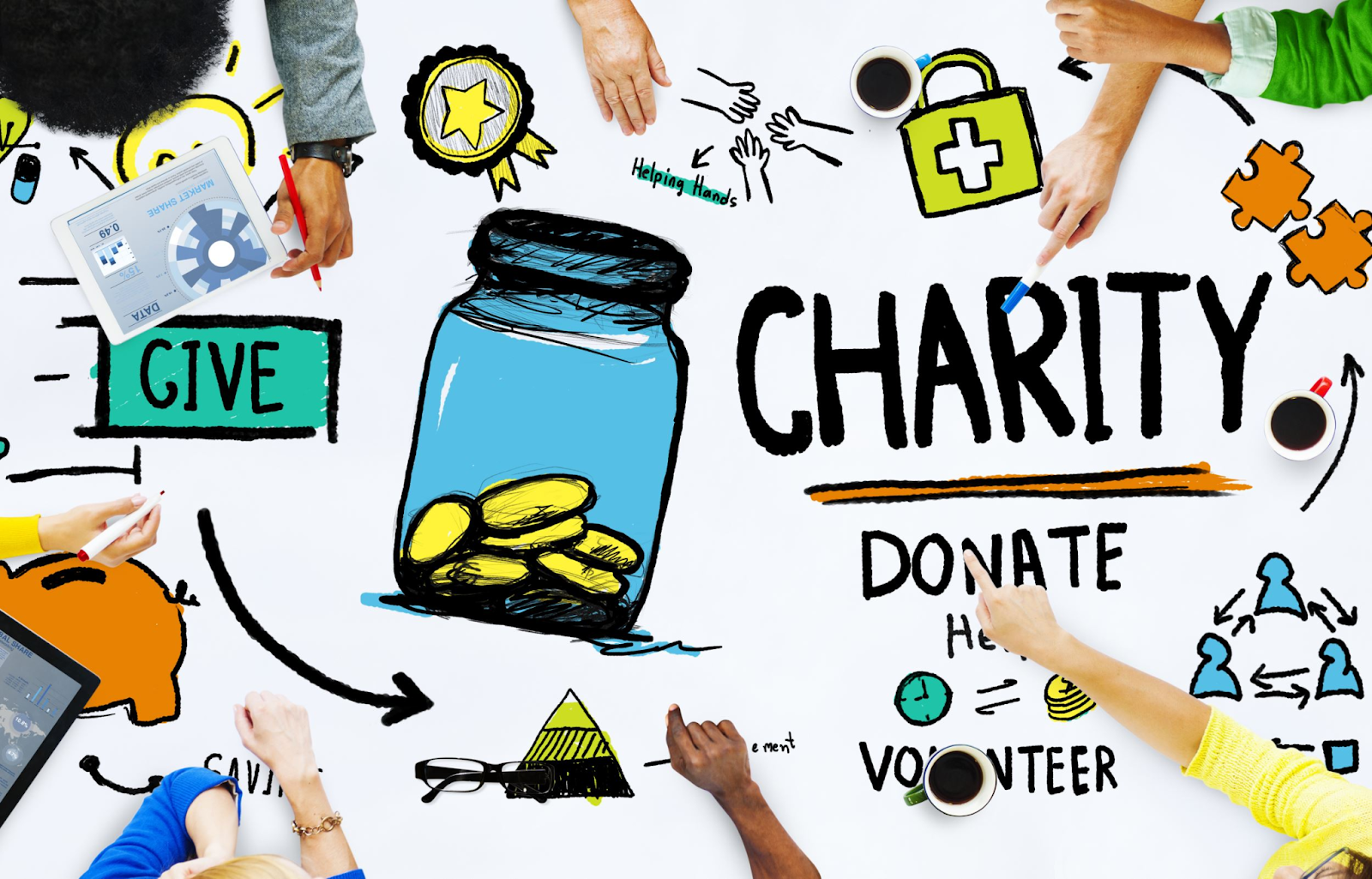 The Best Charities To Donate To