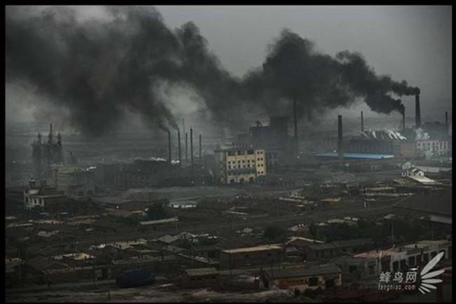Fotos desgarradoras de las consecuencias de la contaminación ambiental