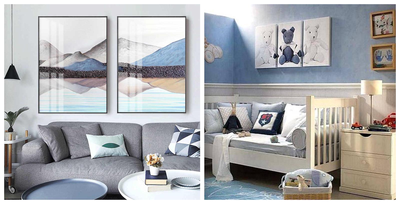 Картины в детскую комнату - быть или не быть?