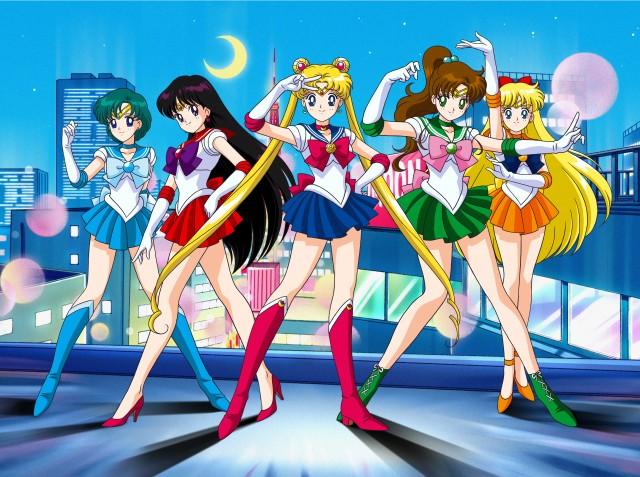 Image result for Sailor Moon picture