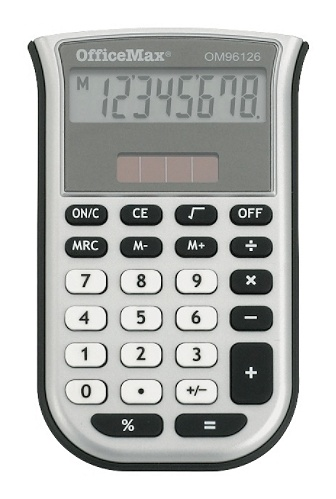 Image result for officemax calculator