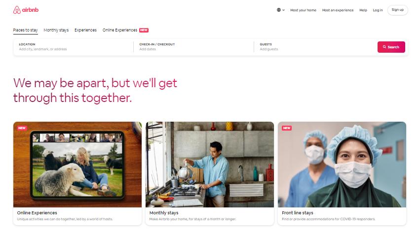 Airbnb - c2c marketplace
