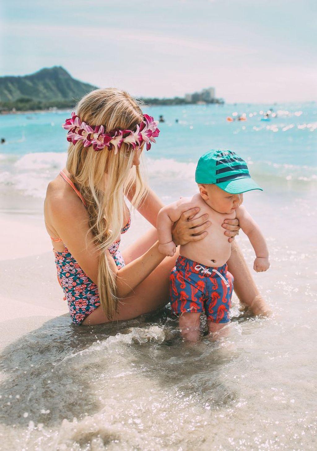Cẩm nang chọn quần áo đi bơi cho trẻ sơ sinh