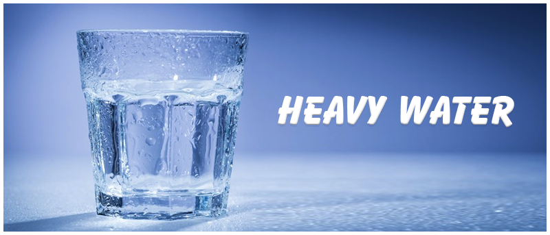 how to make heavy water