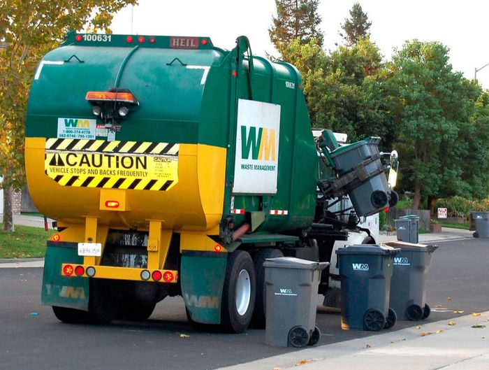 美國股票推薦-Waste Management Inc | 廢物管理公司