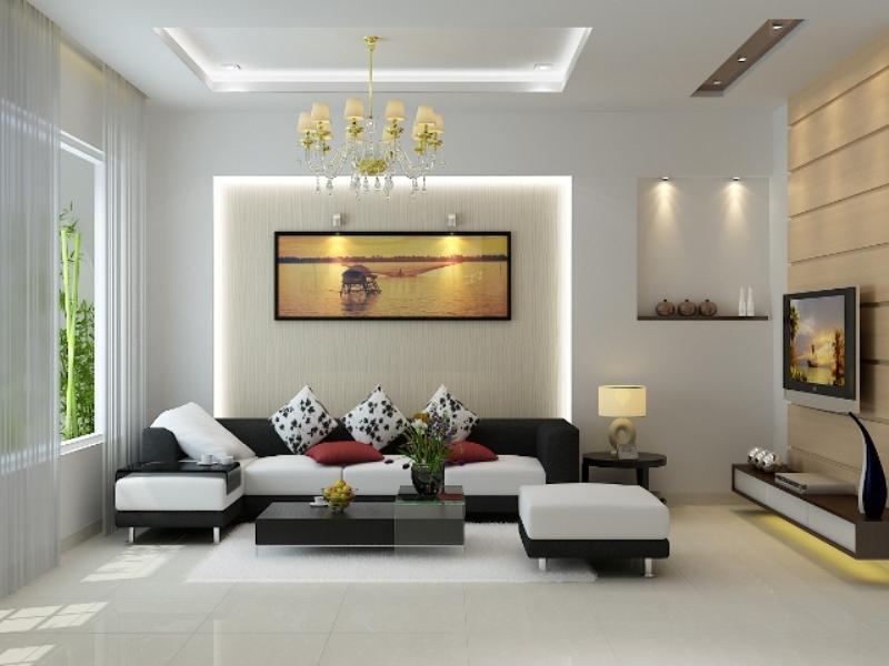 Trần thạch cao chống nóng và vách thạch cao rất dễ ứng dụng