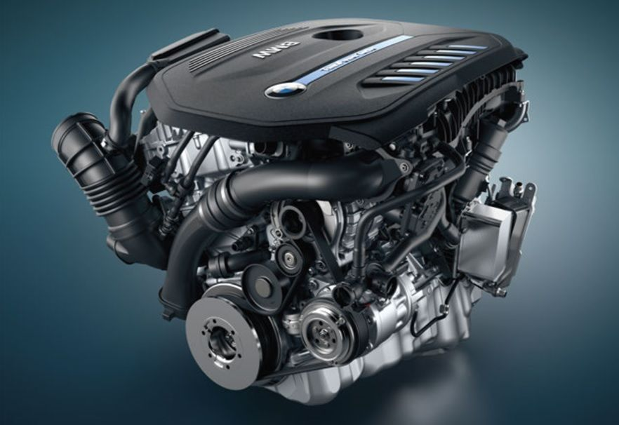 Used BMW Engines