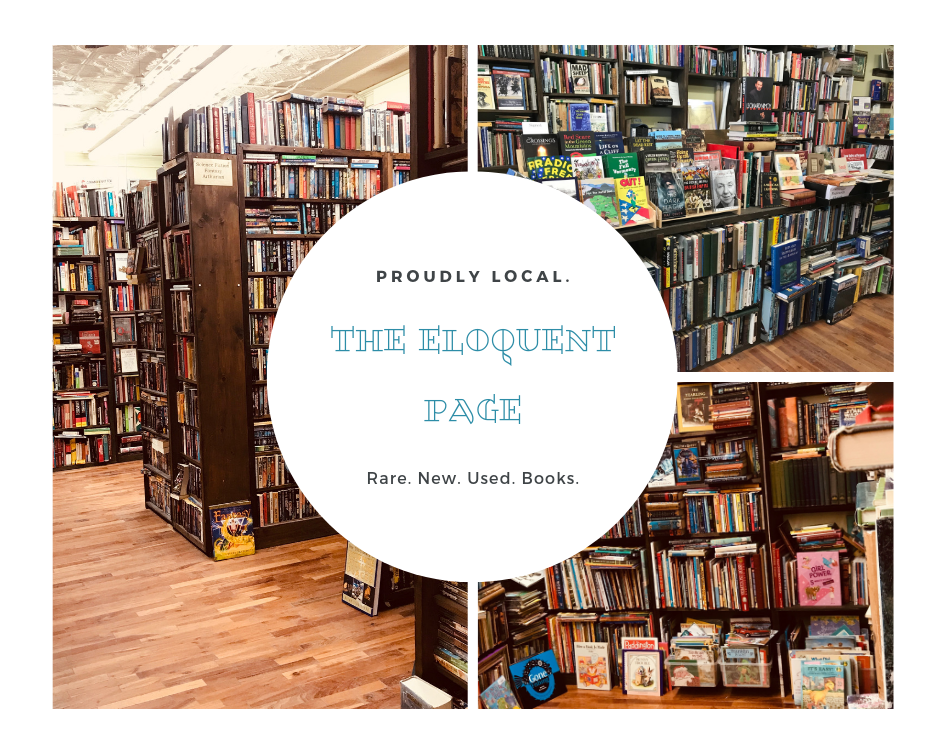 Local Bookstore The Eloquent Page