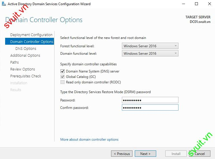 configure Active Directory on windows server 2016 (3)