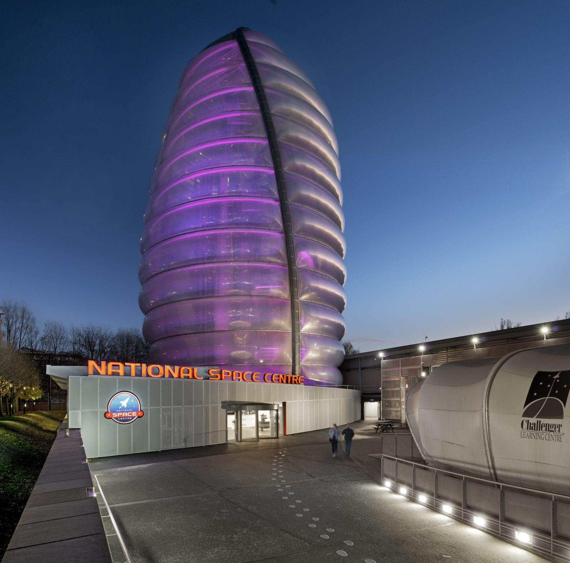 Value: National Space Centre Launch Pad - Constructing Excellence