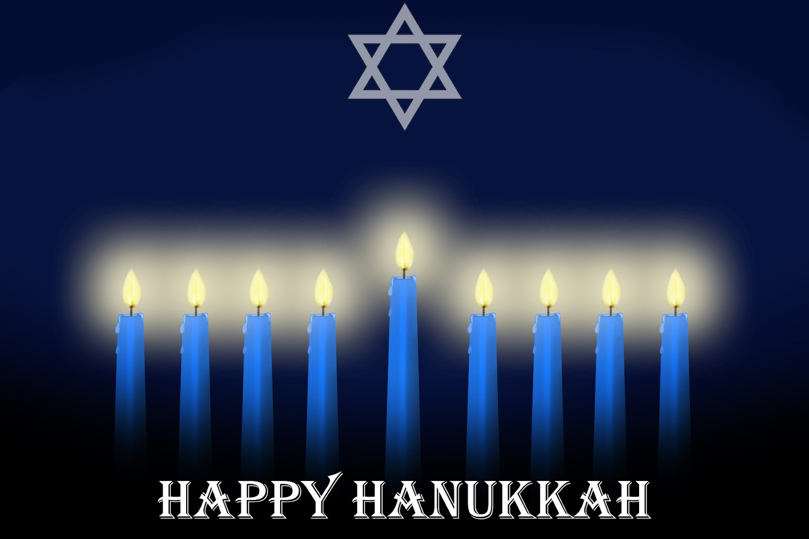 Grissom wishes everyone a happy Hanukkah > Grissom Air Reserve ...