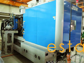 JSW J450AD-UPS 370H (2007) Hybrid Plastic Injection Moulding Machine