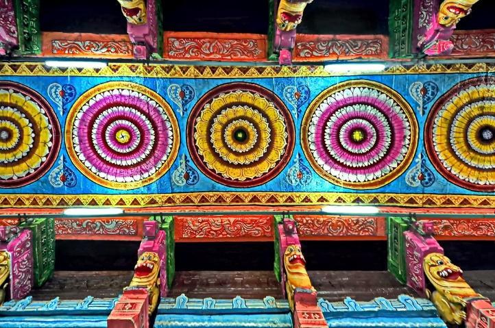 India - Tamil Nadu - Madurai - Meenakshi Amman Temple - Ce…   Flickr