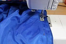 """Résultat de recherche d'images pour """"couture doubure polyester"""""""