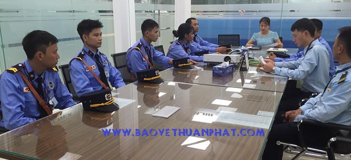 Dịch vụ bảo vệ ở hải phòng cung cấp bởi Thuận Phát