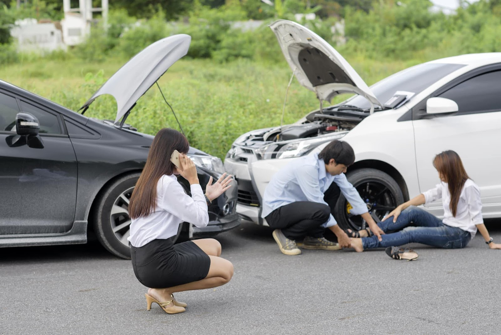 How Long Do You Have to Report a Car Accident? | Parrish Law Firm