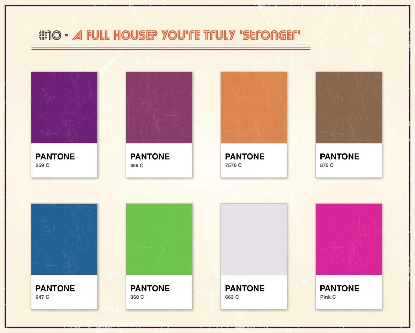 Album Artwork As Pantone: Famous Album Covers Without Text Quiz_10