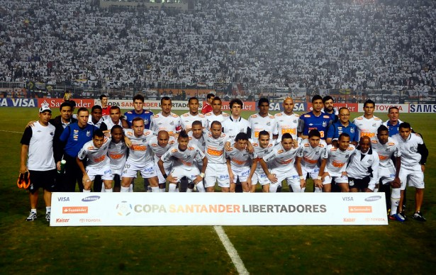 Foto oficial do time Campeão de 2011- Foto: www.ig.com.br
