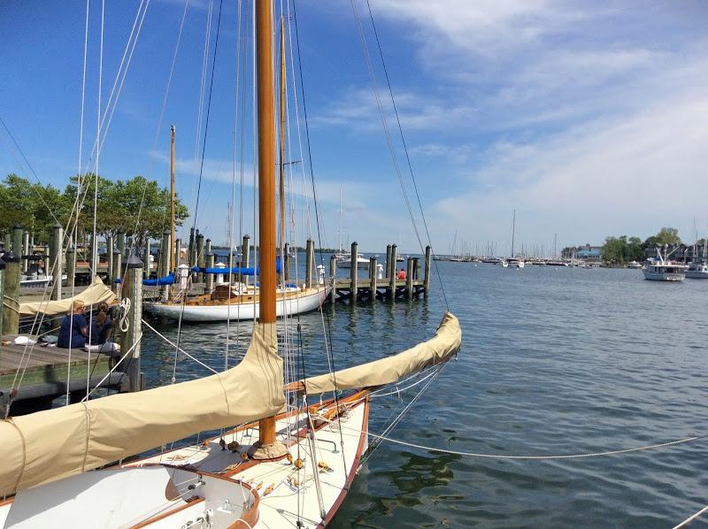la Baie de Chesapeake dans le Maryland