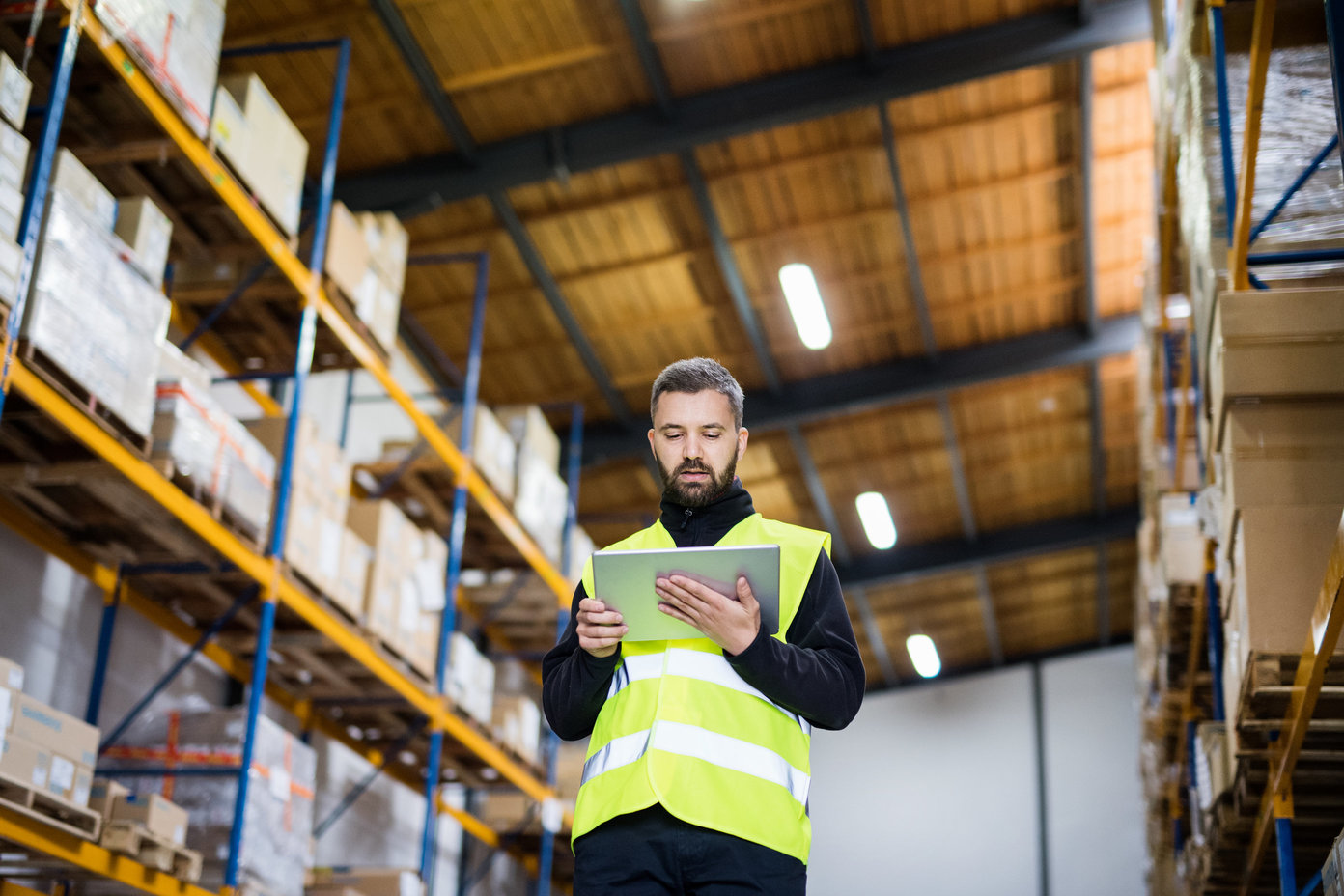 CMMS in warehouse