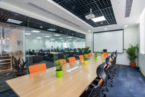 Bangalore office of Dailyhunt - It is the most funded digital media startup in India