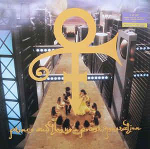 Prince - 'The Love Symbol Album' cover art