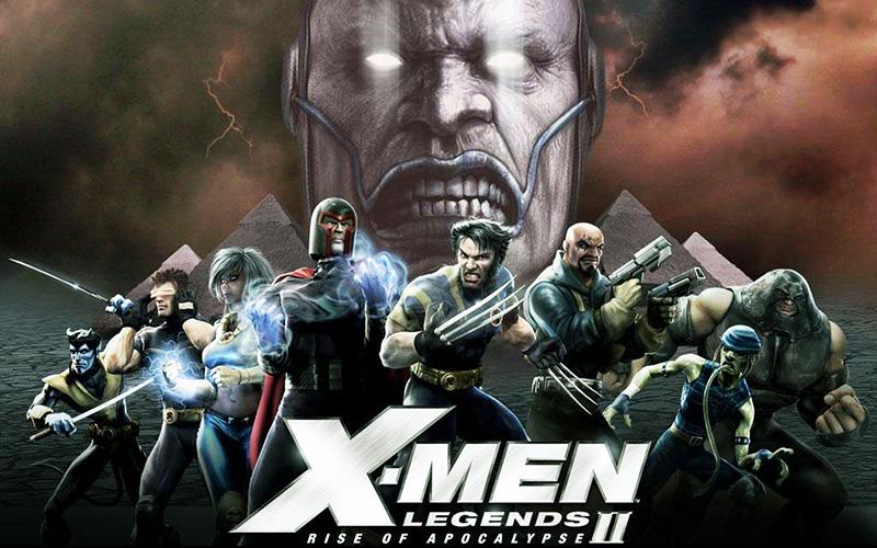 X-Men Legends 2: Rise of the Apocalypse