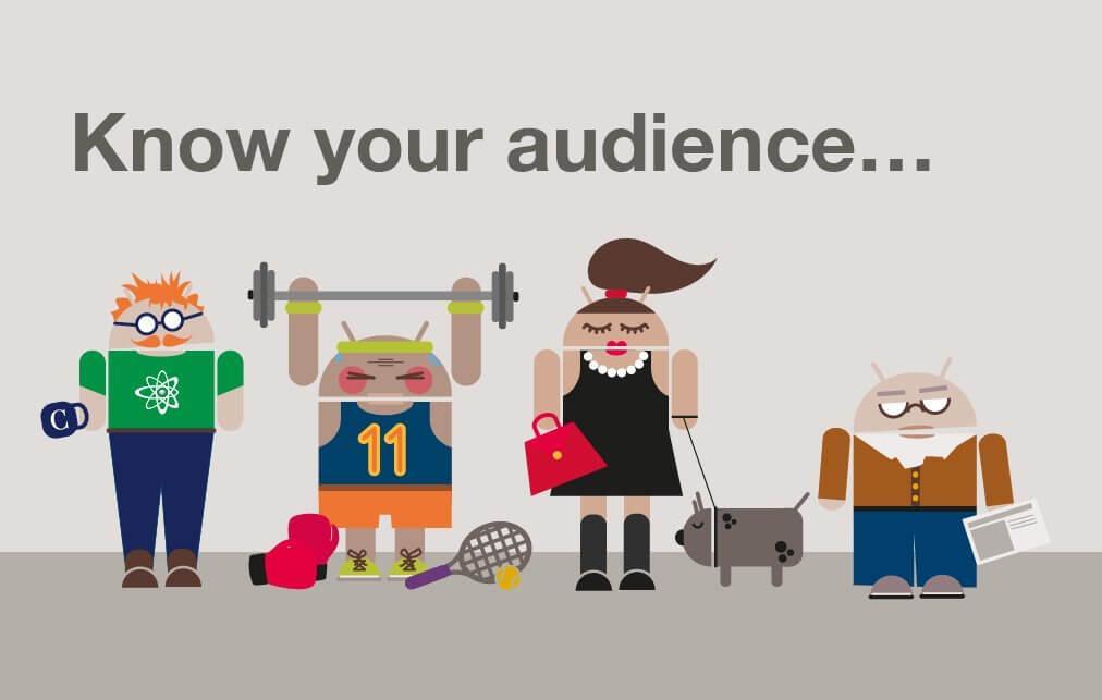 Digital Marketing: Know your audience - Waterhouse Digital Agency