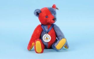 Boneka Beruang paling mahal Harlequin
