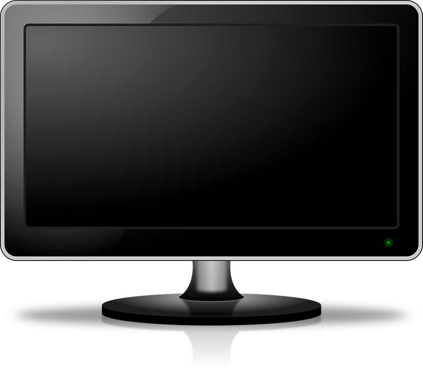 Free vector graphic: Monitor, Tv, Television - Free Image on ...