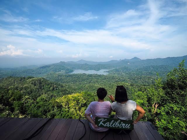 Image result for kalibiru national park