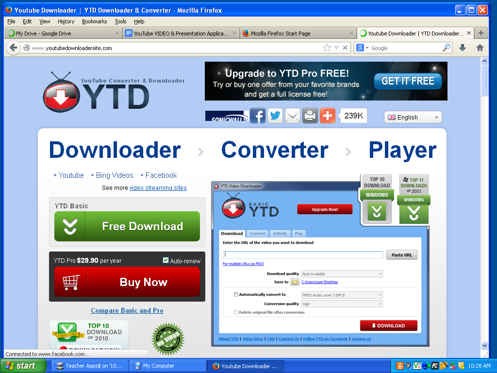 how to use ytd video downloader in pc