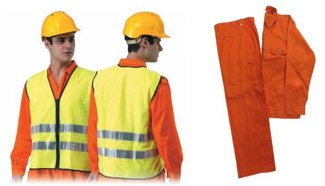 Những tác dụng của đồng phục bảo hộ lao động