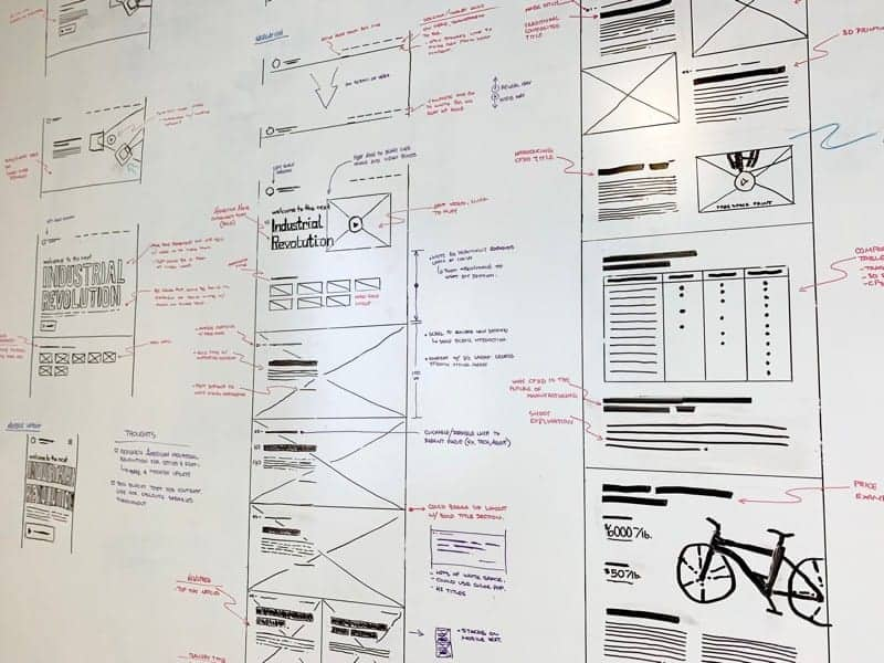 Tips to create great wireframes - Benefits of Wireframe Design in Mobile App Development - YelloStack