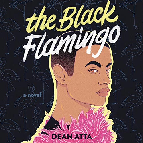 The Black Flamingo cover art
