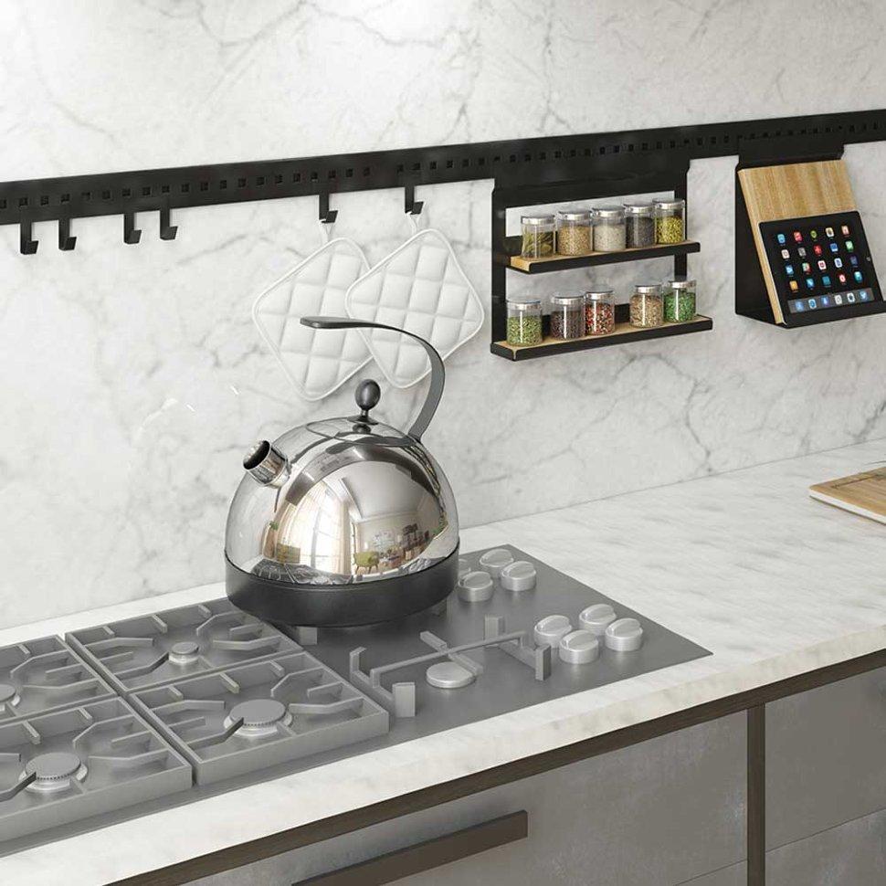 Изображение выглядит как текст, внутренний, прилавок, кухонный прибор  Автоматически созданное описание