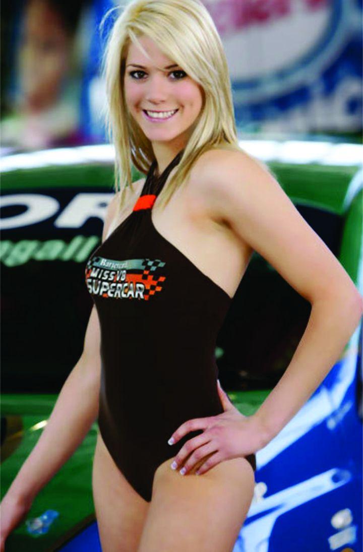 Melanie Adams (Pole Vaulter)