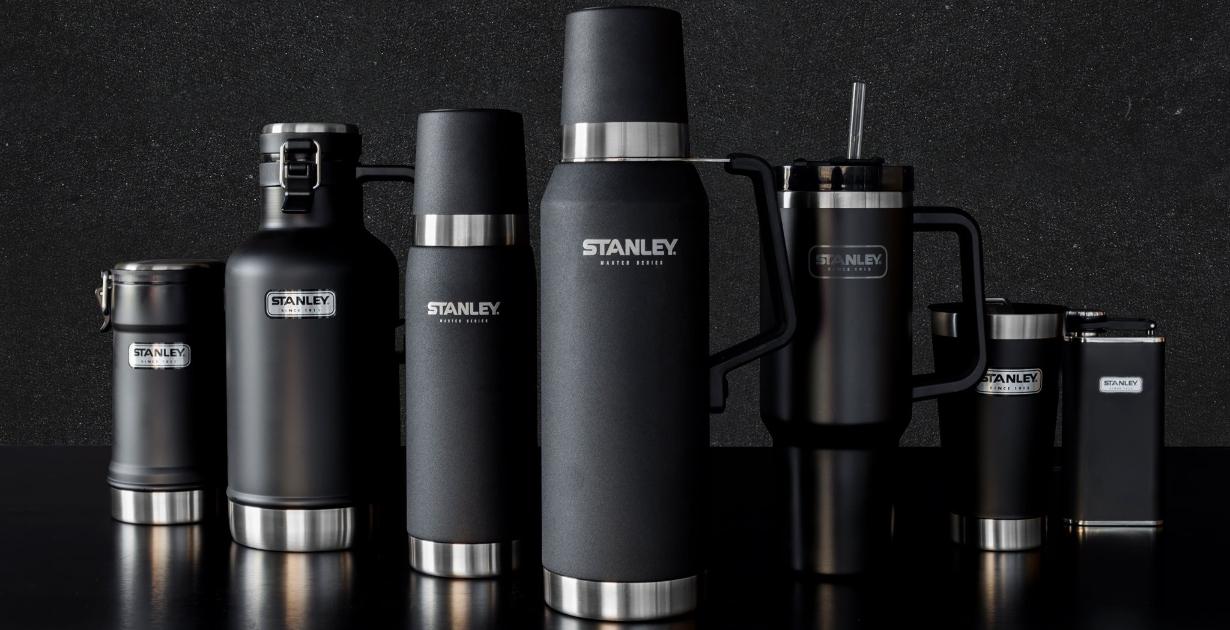 Stanley ūdens pudeles