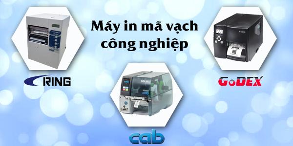 Máy in mã vạch công nghiệp sở hữu khả năng hoạt động mạnh mẽ, in ấn được số lượng lớn tem nhãn, hiệu suất cao. Là thiết bị lý tưởng cho lĩnh vực công nghiệp. Liên hệ Thế Giới Mã Vạch để được tư vấn ngay!