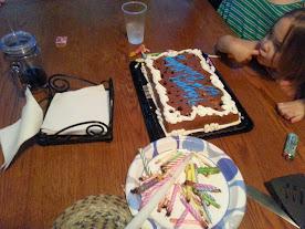 Grumples Birthday Blowout