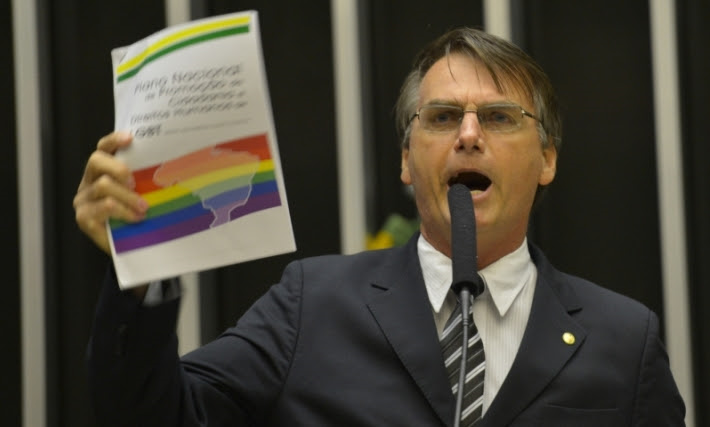 Résultats de recherche d'images pour «Bolsonaro contra LGBT en Brasil»