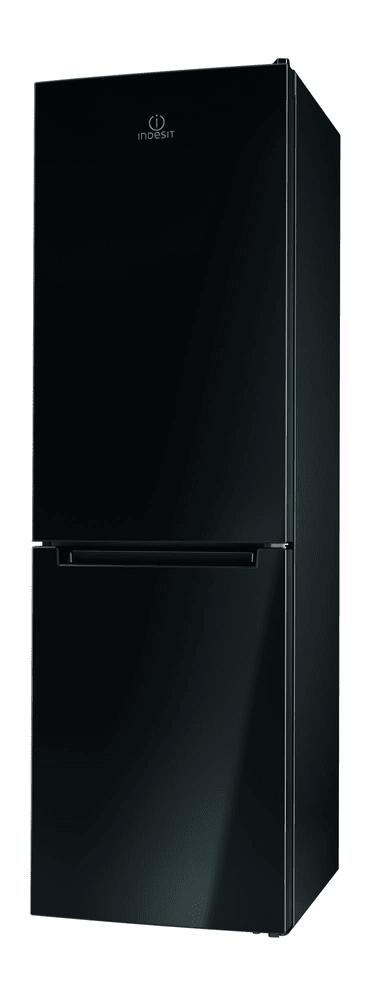 Indesit lednice s mrazákem LI8 SN2E K + 10 let záruka na kompresor